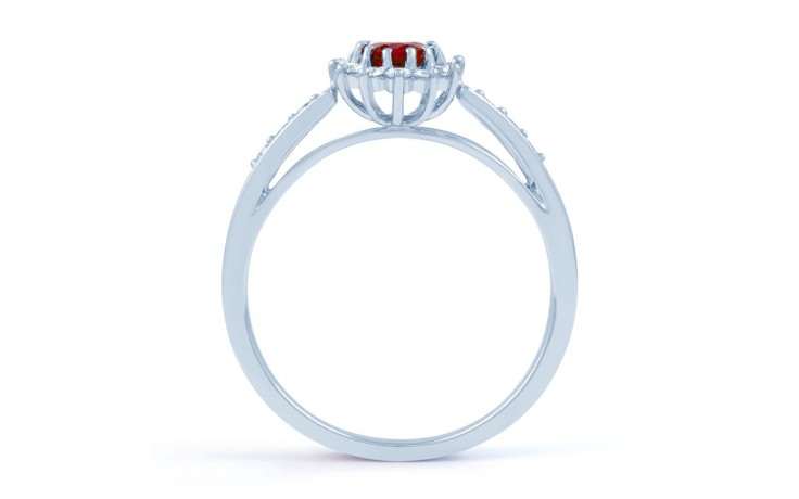 Starlight Ruby Ring product image 3