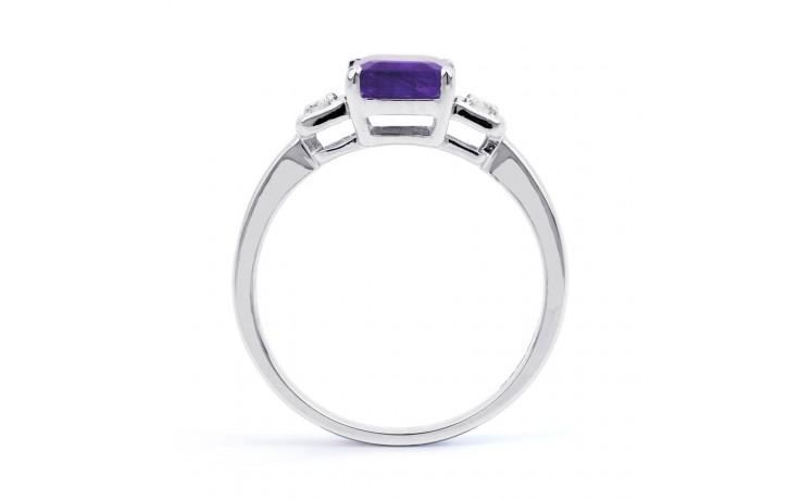 Modern Tanzanite Ring product image 3