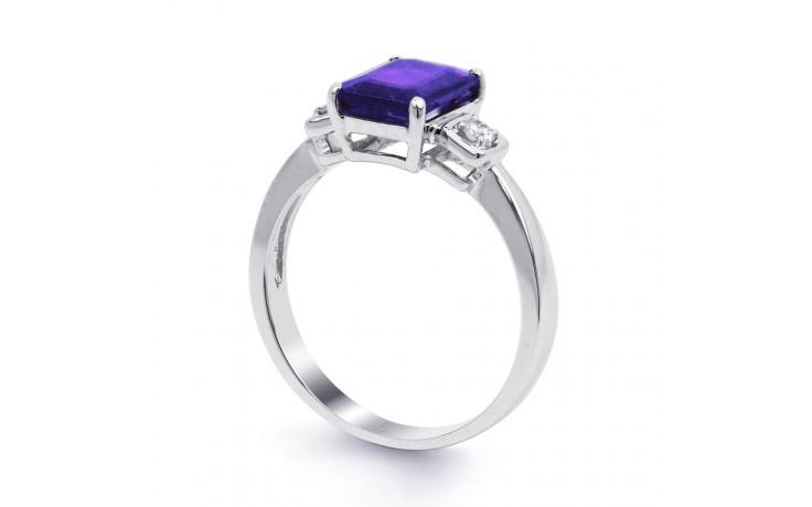 Modern Tanzanite Ring product image 2