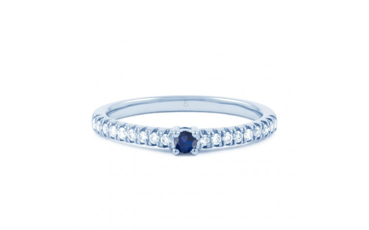 Blue Sapphire Gemstone Ring product image 1