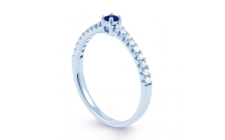 Blue Sapphire Gemstone Ring product image 2