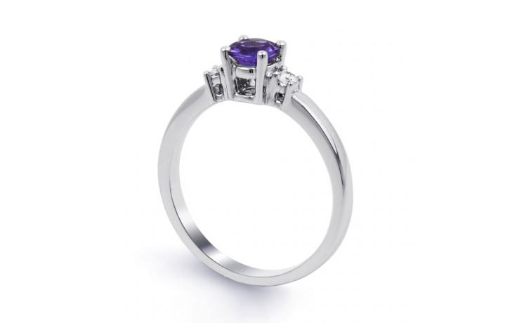 Tanzanite 3 Stone Ring product image 2