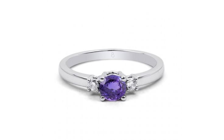 Tanzanite 3 Stone Ring product image 1