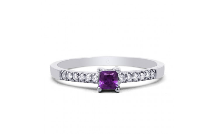 Amethyst Princess Ring product image 1