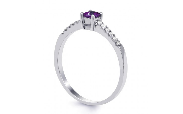 Amethyst Princess Ring product image 2