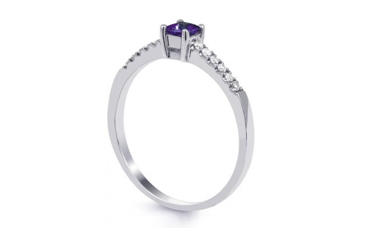 Tanzanite Princess Ring product image 2