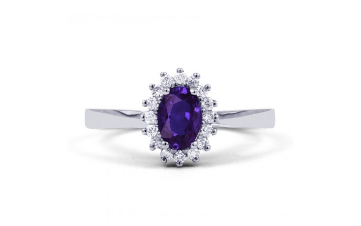 Floral Tanzanite Ring  product image 1