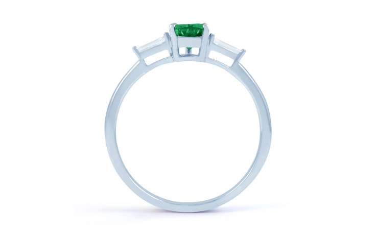 Emerald Pear Ring product image 3