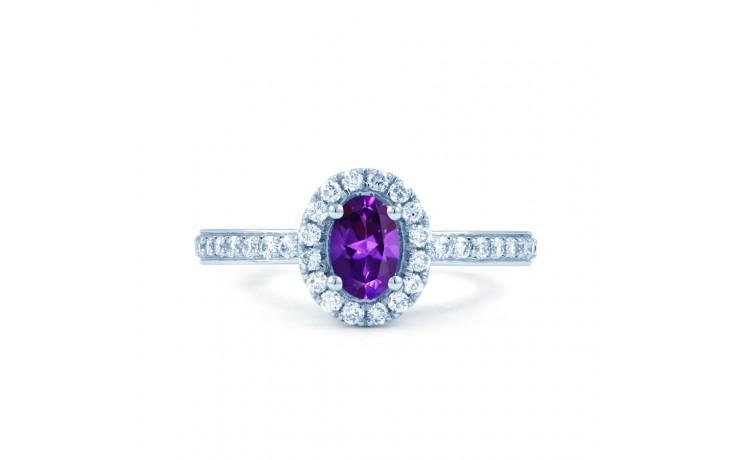 Allure Amethyst & Diamond Ring product image 1