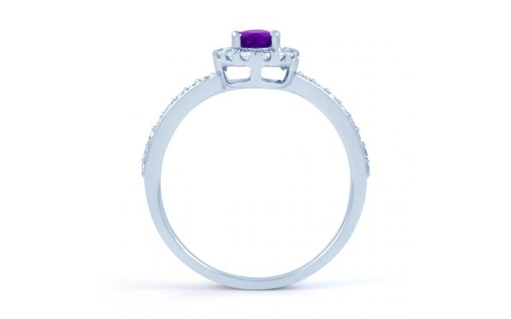 Allure Amethyst & Diamond Ring product image 3
