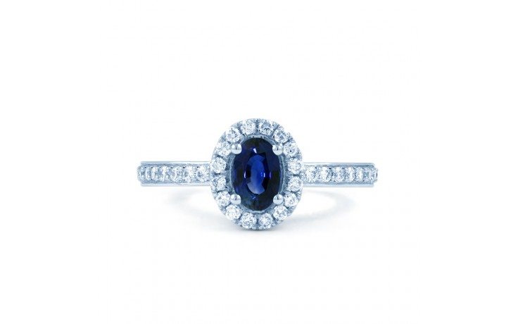Allure Blue Sapphire Ring product image 1