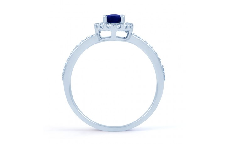 Allure Blue Sapphire Ring product image 3
