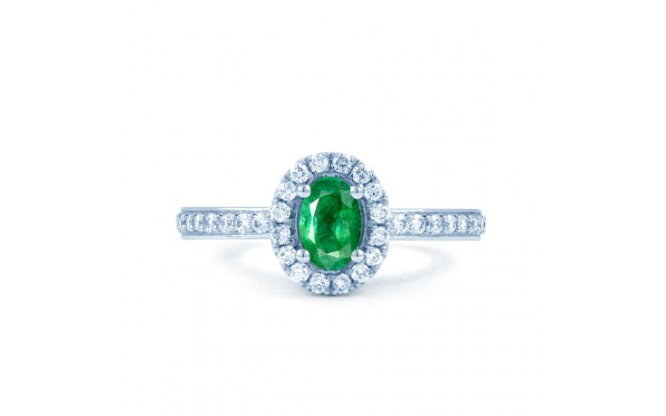 Allure Emerald Ring  product image 1