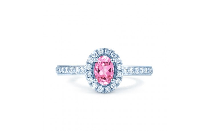 Allure Pink Sapphire Ring product image 1