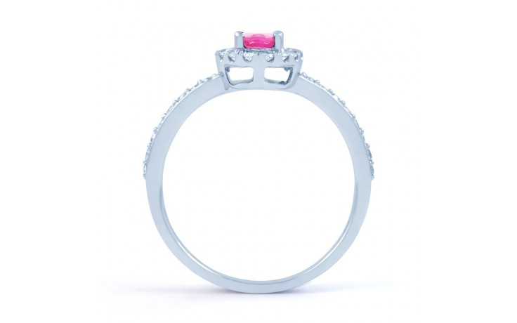 Allure Pink Sapphire Ring product image 3