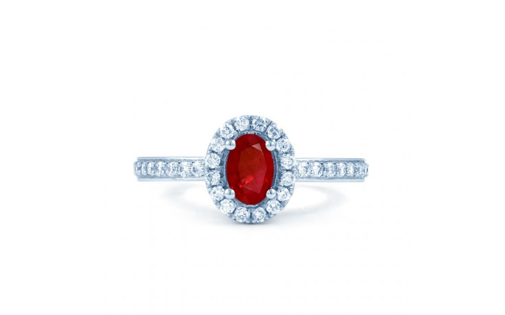 Allure Ruby Ring product image 1