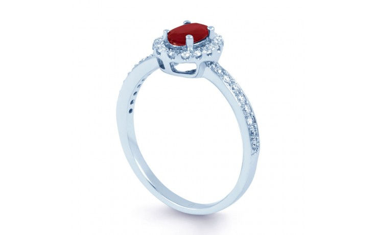 Allure Ruby Ring product image 2