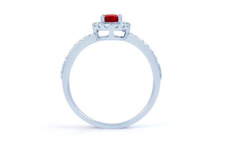 Allure Ruby Ring product image 3