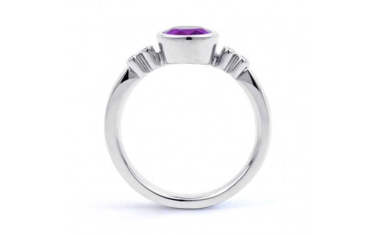 Vintage Amethyst Birthstone Ring product image 3