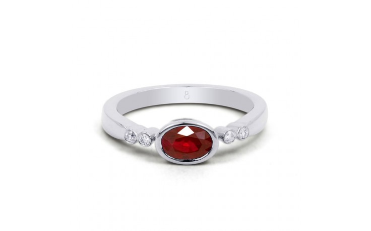 Birthstone Ruby Ring product image 1