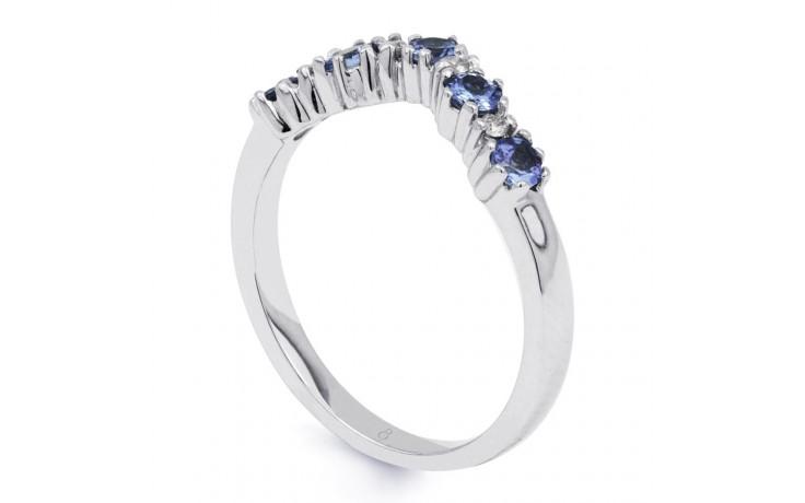 Tanzanite Wishbone Ring product image 2