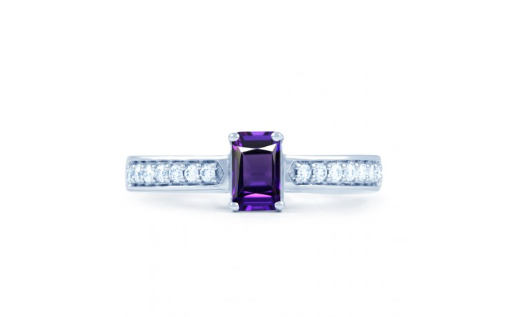 Vintage Amethyst Engagement Ring  product image 1