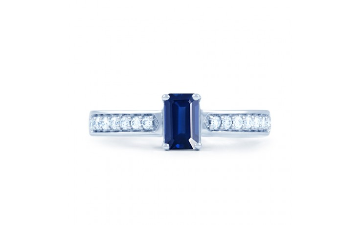 Vintage Sapphire Engagement Ring  product image 1