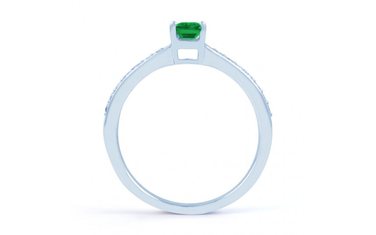 Emerald Octagon Ring  product image 3