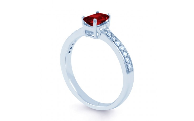 Ruby Engagement Ring  product image 2