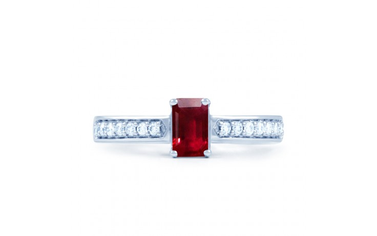 Ruby Engagement Ring  product image 1
