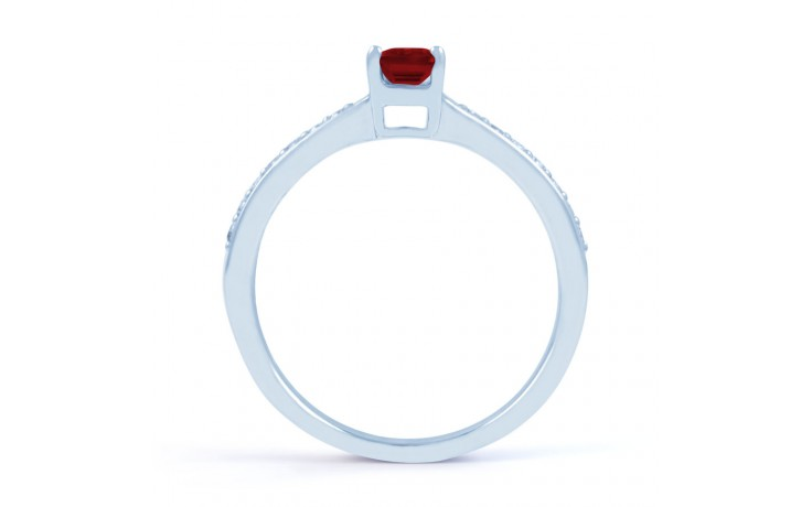 Ruby Engagement Ring  product image 3