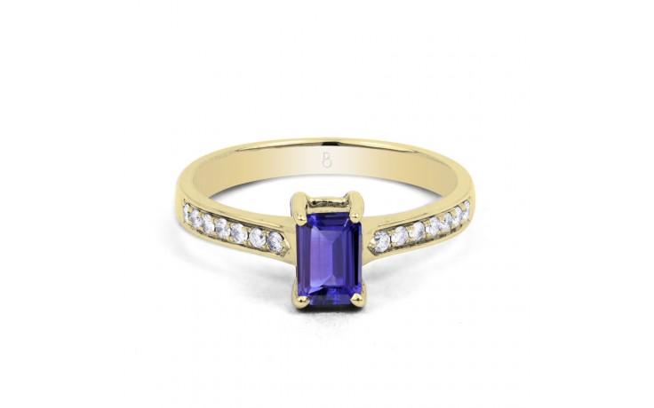 Vintage Tanzanite Gold Ring product image 1