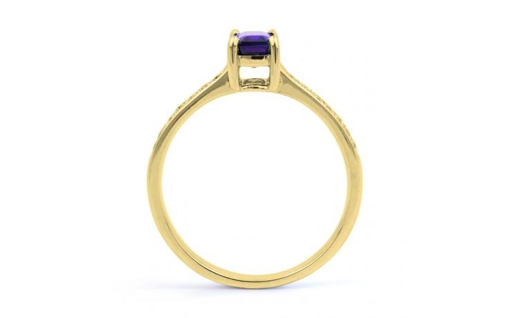 Vintage Tanzanite Gold Ring product image 3