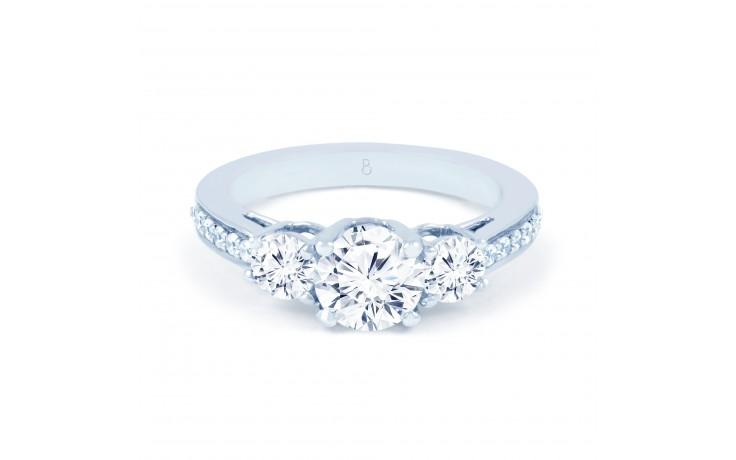 Lucia Diamond Engagement Ring product image 1