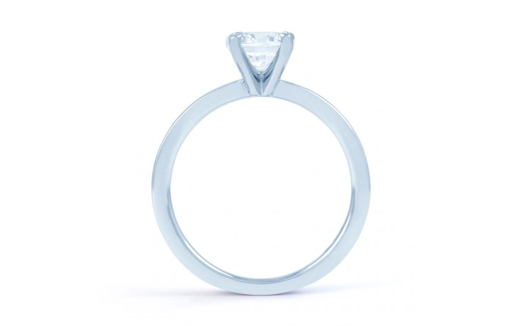 Esha Classic 4 Prong in White Gold  product image 3