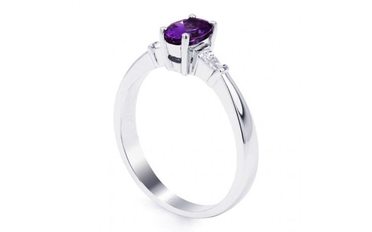 Etsuko Amethyst Ring product image 2