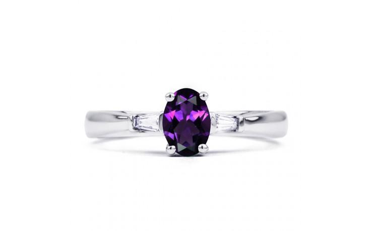 Etsuko Amethyst Ring product image 1