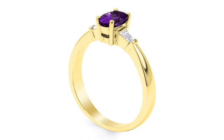 Etsuko Amethys Gold Ring  product image 2