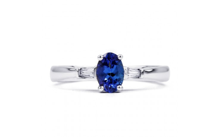 Etsuko Tanzanite Ring product image 1