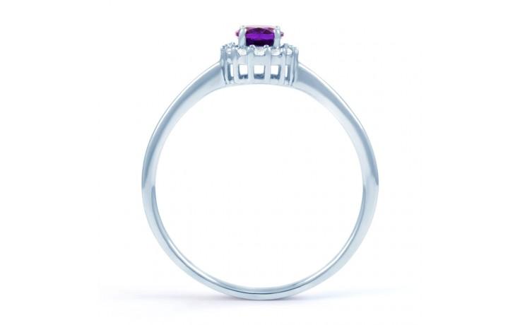 Aya Amethyst White Gold Ring  product image 3