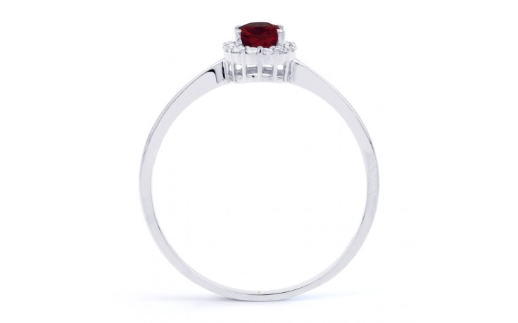 Aya Ruby Gemstone Ring product image 3