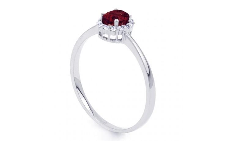 Aya Ruby Gemstone Ring product image 2