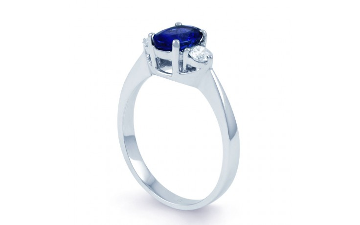 Paragon Blue Sapphire Ring product image 2