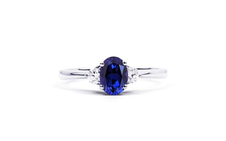 Paragon Blue Sapphire Ring product image 1