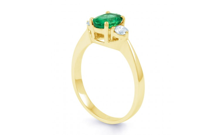 Paragon Emerald Gold Ring product image 2