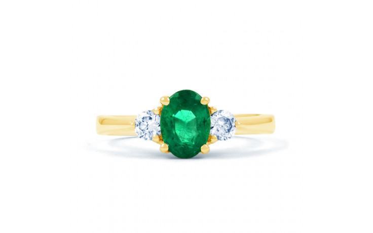 Paragon Emerald Gold Ring product image 1