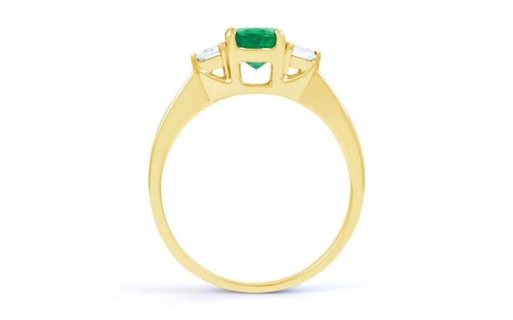 Paragon Emerald Gold Ring product image 3