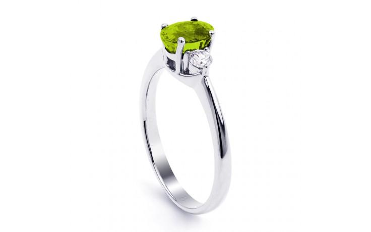 Paragon Peridot & Diamond Ring product image 2