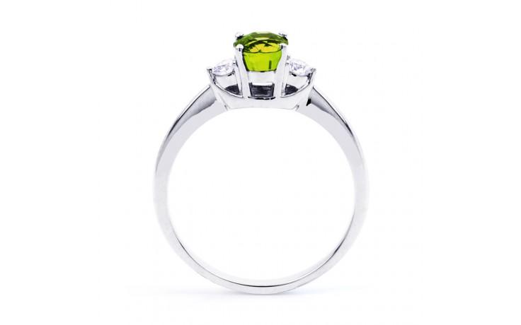 Paragon Peridot & Diamond Ring product image 3