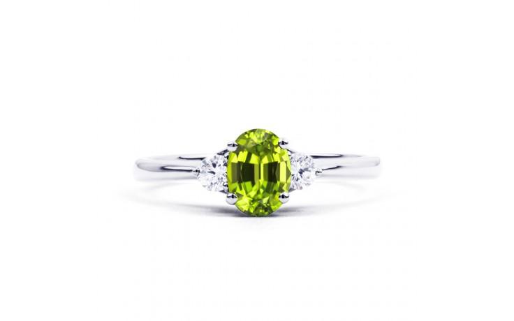 Paragon Peridot & Diamond Ring product image 1